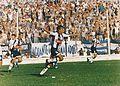 David Díaz festeja su primer gol en Talleres..jpg