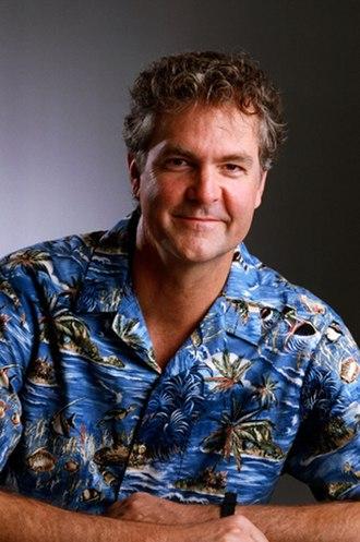 David Haussler - David Haussler. Photo by Ron Jones.