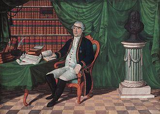 David-Louis Constant de Rebecque - David-Louis Constant de Rebecque (1722-1785)