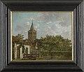 De Sint-Gilliskerk in Brugge, 1825, Groeningemuseum, 0040764000.jpg