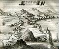 De Stad en Kasteel van Korinthen - Dapper Olfert - 1688.jpg