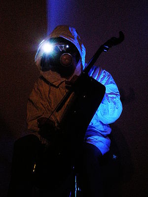 Dead Air Fresheners - At the 14th Olympia Experimental Music Festival, 2008