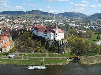 Děčín - Děčín Castle