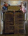 1789年法國《人權和公民權宣言》
