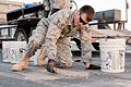 Defense.gov News Photo 101210-F-7130G-534 - Staff Sgt. Brandon Terhune smoothes out a fresh runway patch at an air base in Southwest Asia on Dec. 10 2010. Terhune is a member of the 386th.jpg
