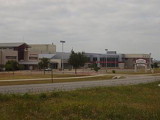Del Valle Independent School District - Del Valle High School