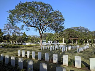 Delhi War Cemetery