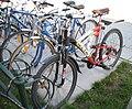Delta Sport 505 bicycle - Kraków.jpg