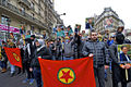 Demonstration in Paris for slain PKK workers.jpg