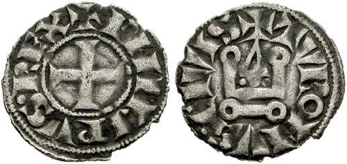 Denier tournois 1270