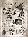 Depictions of figures relating to instruments and appliances Wellcome V0039399.jpg