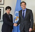 Deputy Secretary Blinken Poses for a Photo With WHO Director-General Chan in Geneva (25380303271).jpg