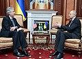 Deputy Secretary Burns Meets With Verkhovna Rada's Arseniy Yatsenyuk (12772689644).jpg