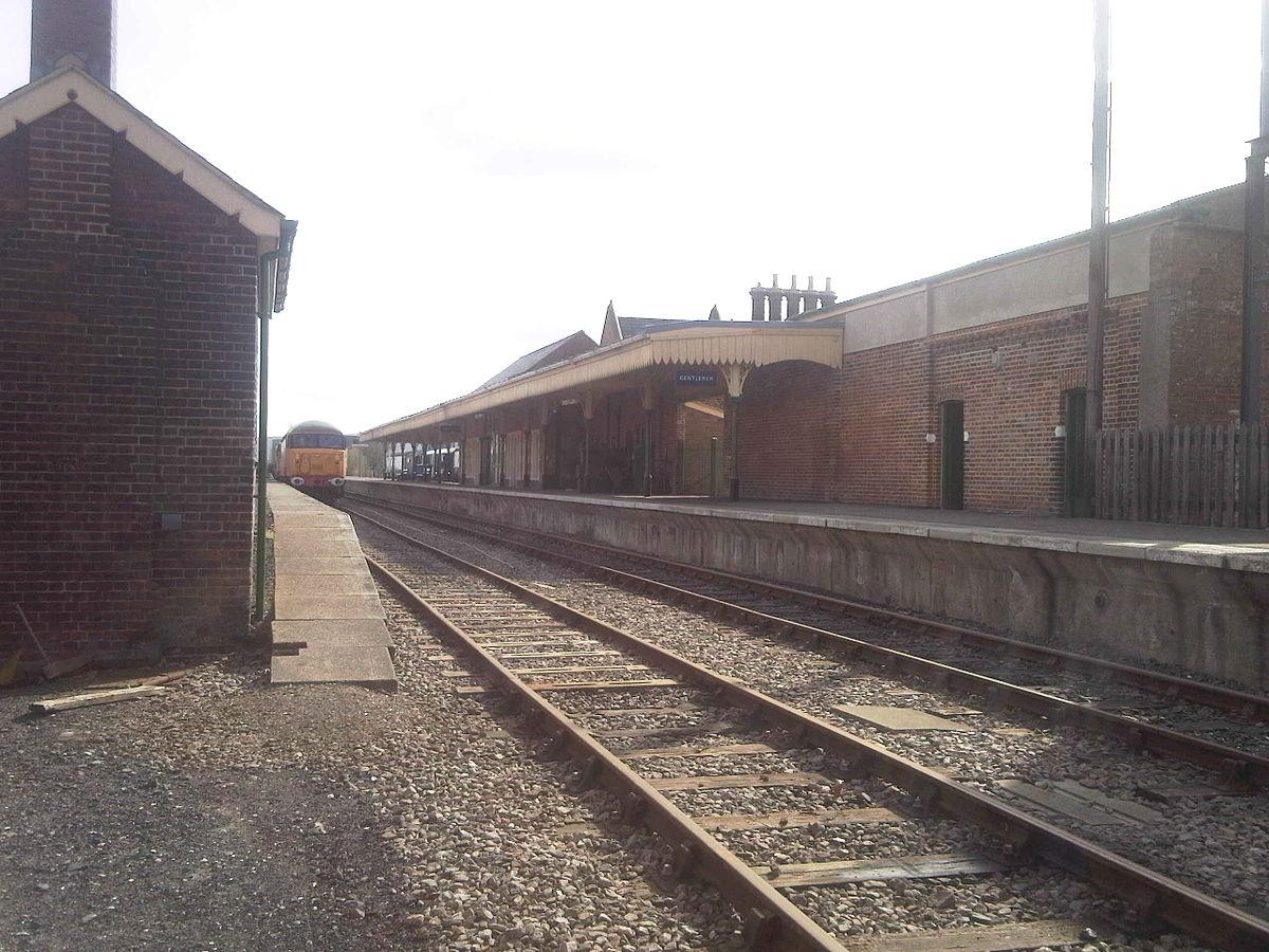 Dereham Railway Station Wikipedia