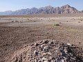Desert Scenery outside Caravanserai Zein-o-din - Near Yazd - Central Iran - 02 (7429136766) (2).jpg