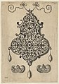 Design for the Verso of a Pendant with an Oval Motif Between Strapwork MET DP837374.jpg