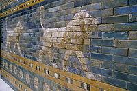 Detail Ishtar gate