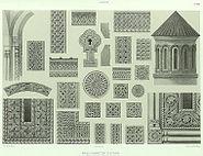 Details d'architecture de Bethanie