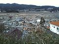 Devastation after tsunami in Rikuzentakata.jpg