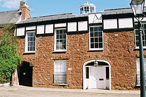 Devon and Exeter Institution - Devon and Exeter Institution, 7 Cathedral Close, Exeter