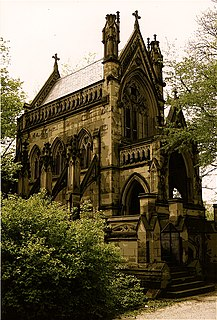 Spring Grove Cemetery United States historic place