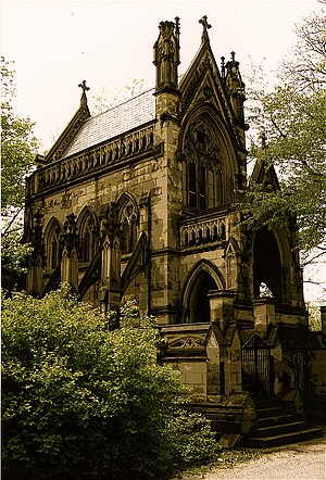 Spring Grove Cemetery - Image: Dexter Memorial