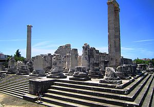 Didim - Apollon Temple