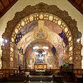 Die Alesunder Kirche ist ein beeindruckendes Gesamtkunstwerk. 15.jpg