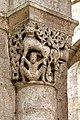 Die Romanischen Kapitelle in der Eglise Notre-Dame de la Fin-des-Terres in Soulac. 03.jpg
