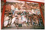 Diego Rivera Mural Palacio Nacional Mexico.jpg