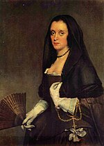 Velázquez - Lady with a Fan