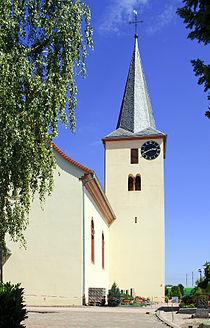 Dienheim Evangelische Kirche 20100820.jpg