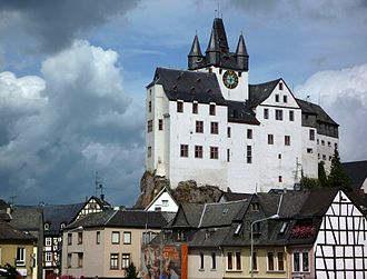 Diez, Germany - Diez Castle