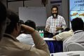 Dipayan Dey - Lecture Session - International Capacity Building Workshop on Innovation - NCSM - Kolkata 2015-03-27 4424.JPG