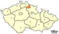 District Semily in the Czech Republic.png