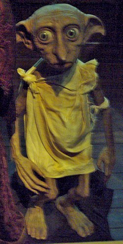 Dobby (Harry Potter)-body