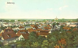 Bad Doberan - Bad Doberan around 1900