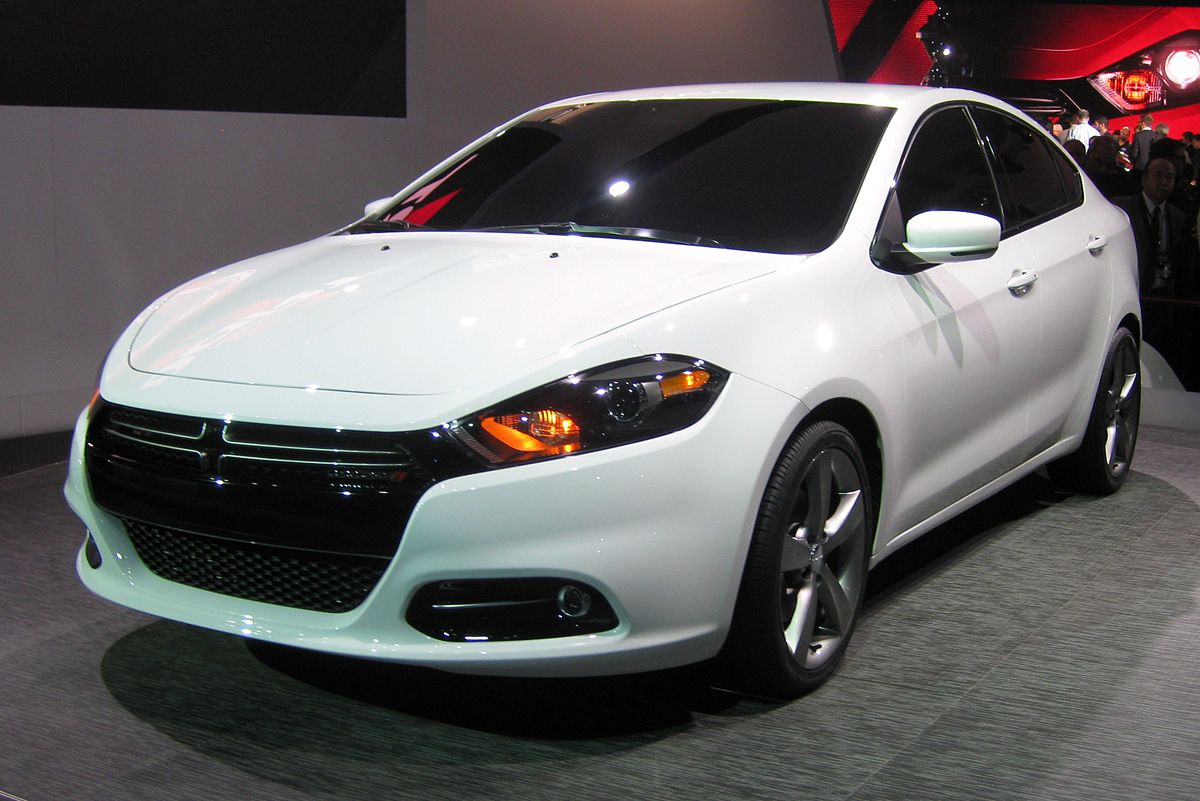 Dodge Dart 2012 Wikipedia