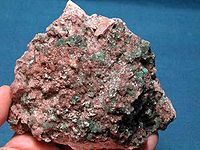 Dolomite from Morocco