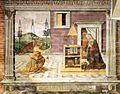 Domenico Ghirlandaio - Annunciation - WGA08776.jpg
