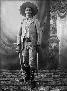 Domingo Arrieta León Mexican general