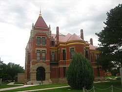 Donley Courthouse IMG 0667