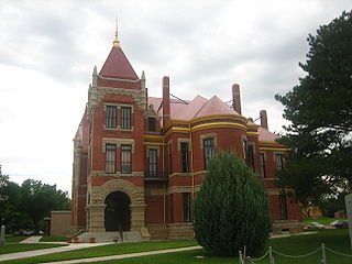 Donley County Courthouse and Jail United States historic place