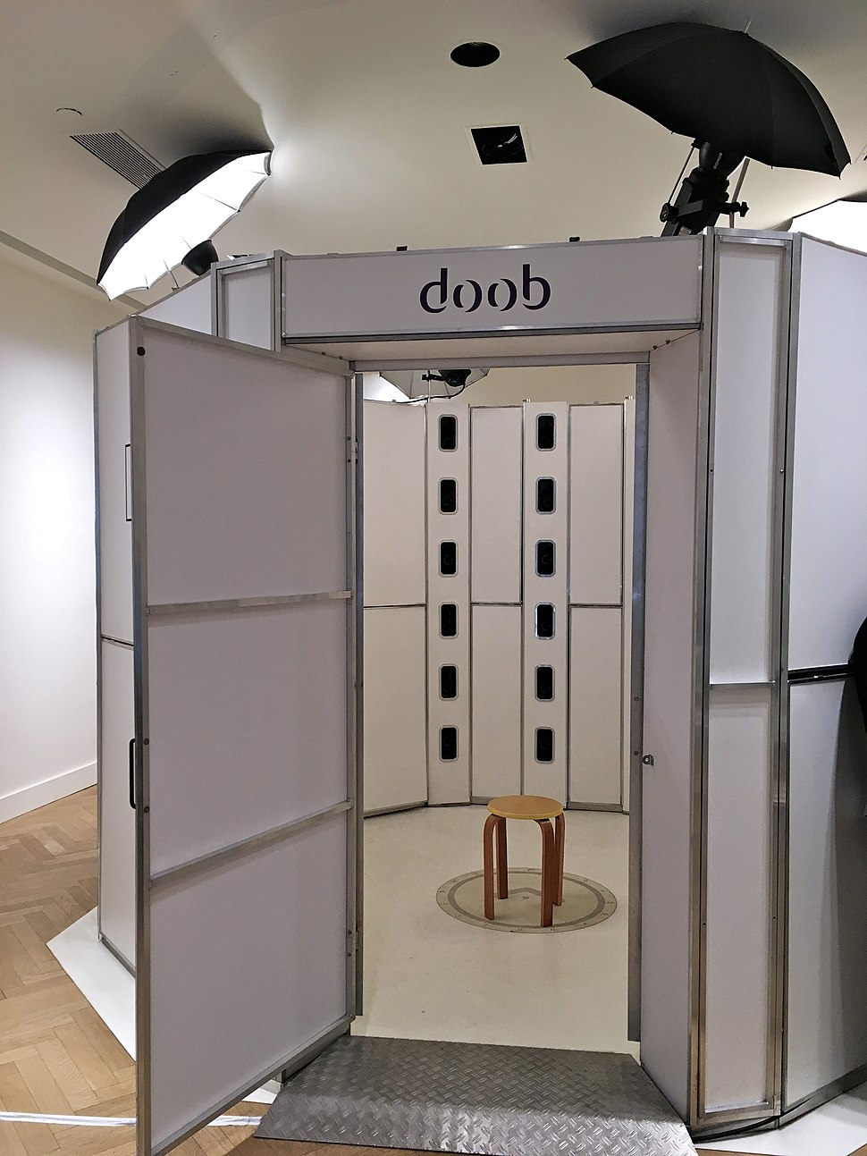 Doob NY SOHO 3D selfie photo booth IMG 4939 FRD