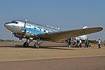 Douglas C-47A Dakota 'ZS-BXF' (16226683373).jpg