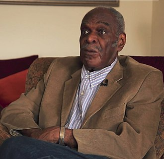 Douglas Turner Ward - Douglas Turner Ward in 2012 documentary The Lion at Rest