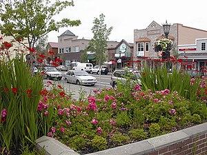 Troutdale, Oregon - Downtown Troutdale