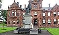 Dr Peter Denny statue, Municipal Buildings, Dumbarton.jpg