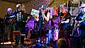 Dragon Festival at Dragon's Green, Shipley, West Sussex - Okee Dokee Band 1.jpg