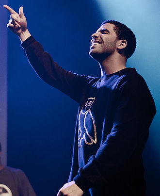 Nothing Was the Same - Drake performing while on tour